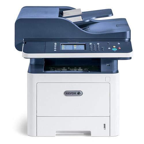 (Xerox WorkCentre 3345/DNI Wireless Monochrome All-in-One Laser Printer, 42ppm, 1200x1200 dpi, 300 Sheet Standard Capacity, 50 Sheet Reversing Automatic Document Feeder, WiFi - Print, Copy, Scan, Fax)