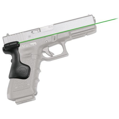 Crimson Trace LG-637G Lasergrips Green Laser Sight GLOCK Full-Size Pistols for Glock GEN3 17 17L 22 24 31 34 35 37