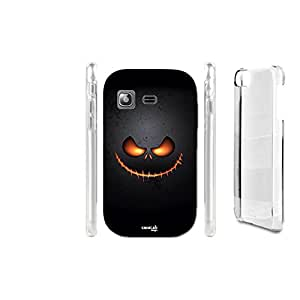 FUNDA CARCASA GHOST PUMPKIN PARA SAMSUNG GALAXY POCKET PLUS S5301