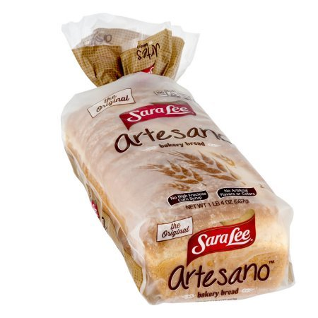 Sara Lee Artesano - Pan: Amazon.com: Grocery & Gourmet Food