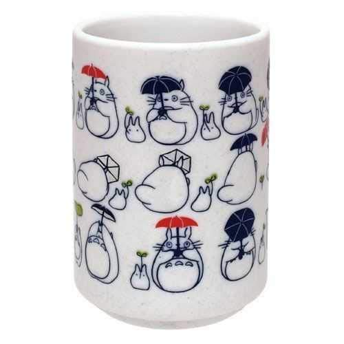 My Neighbor Totoro Dondoko Dance Japanese Tea Cup