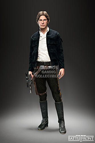 """Price comparison product image CGC Huge Poster - Star Wars Battlefront Han Solo PS4 XBOX One - EXT109 (24"""" x 36"""" (61cm x 91.5cm))"""