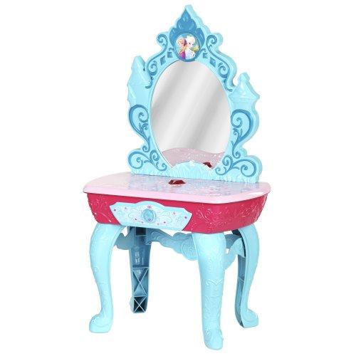 41LdaVLp2tL - Frozen Disney Crystal Kingdom Vanity