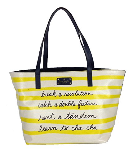 Kate Spade New York 'Break A Resolution' Coal Tote, Multi (Kate Spade Coal)