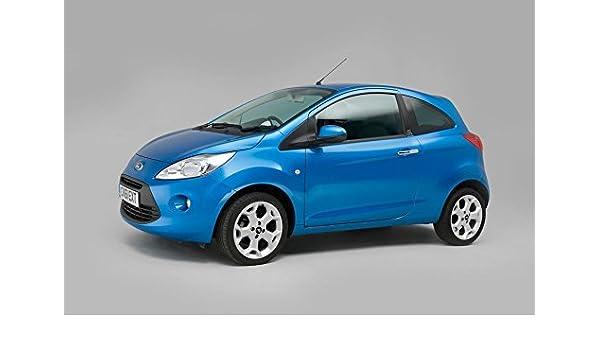 Ford Ka (21x14 inch, 53x35 cm) Silk Poster Seda Cartel PJ1B ...