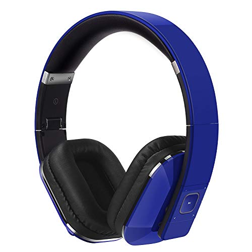 Over Ear Bluetooth Headphones - Wireless Headphones with...
