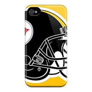 Faddish Phone Pittsburgh Steelers Case For Iphone 4/4s / Perfect Case Cover