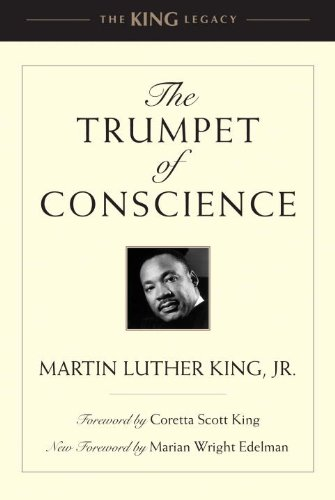 Books : The Trumpet of Conscience (King Legacy)