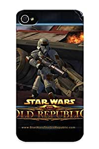 894d5702596 Inthebeauty Awesome Case Cover Compatible With Iphone 4/4s - Old Republic Smuggler
