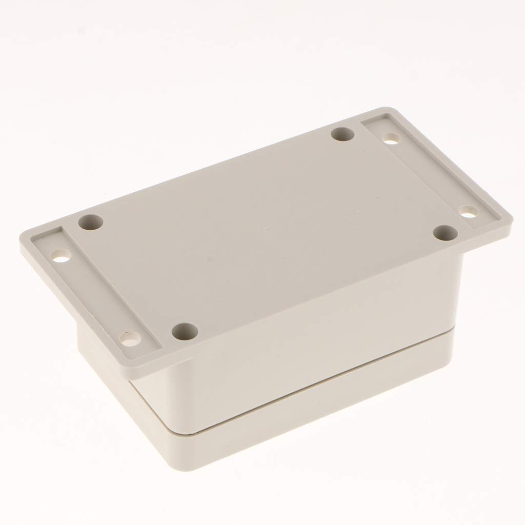 B Blesiya 3Pcs Plastic Waterproof IP67 Electrical Junction Box 100x68x50mm