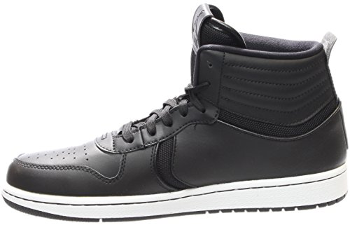 Nike Mens Jordan Heritage Synthetic Trainers Black White cheap sale new styles clearance extremely cheap sale visit aGxci3abt