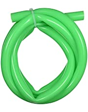 Ktoyols Green Silicone Tubing Food Grade Silicone Rubber Tube Flexible Hose Tube Water Pi-pe for Pump Transfer Food Machinery Connecting Pipes