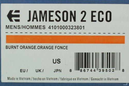 Etnies Jameson 2 Eco Skate Schuh Gebrannte Orange