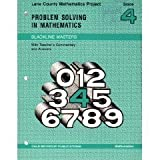 Problem Solving in Mathematics, Lane County Mathematics Project Staff, 0866511814