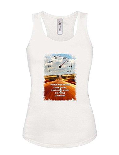 Capricci Italiani - Camiseta sin mangas - para mujer