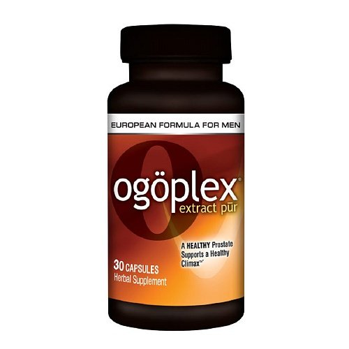 Prostate & Climax Saw Palmetto Supplement, Capsules 30 ea By Ogoplex(Pack of 2)