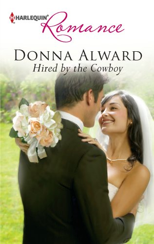 book cover of Hired by the Cowboy