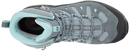 Women's gris TEX clair Salomon Prime Walking Gore Quest AW18 Boots HUZ7w7