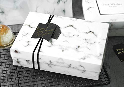 Box Box - 21 14 5cm Darwer Marble Design Paper Box Chocolate Party Cookies Gift 100pcs Lot - Cabinet Amiibo 3ds Boy Spring Er Storage Shoe Robot Briefs