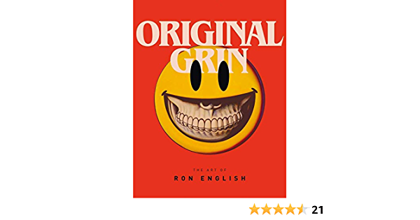 Original Grin: The Art of Ron English: Amazon.es: English ...