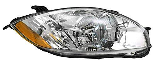 Headlight Headlamp Passenger Side Right RH for 07-11 Mitsubishi Eclipse