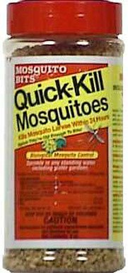Mosquito Bits Quick Kill Multiple Insects 8 Oz (Quick Kill Mosquito Bits)