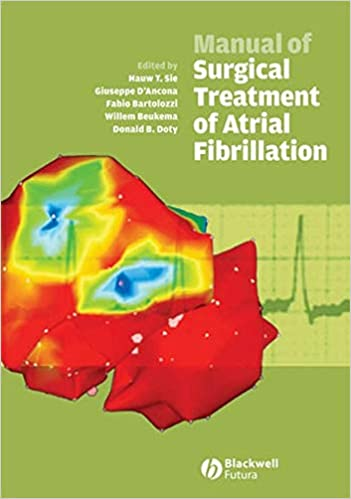 Manual of Surgical Treatment of Atrial Fibrillation: Hauw T