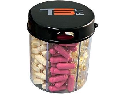 Vitamin Pill Box - 5