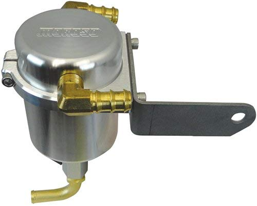 Moroso 85530 Air/Oil Separator (Dodge Challenger with Shaker Hood)