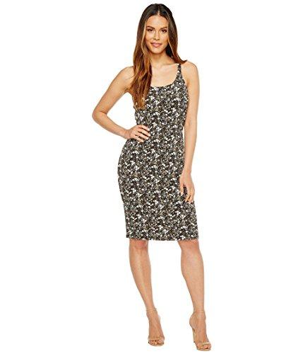 [マイケル マイケルコース] MICHAEL Michael Kors レディース Brooks Strap Tank Dress ドレス Safari Green LG [並行輸入品]