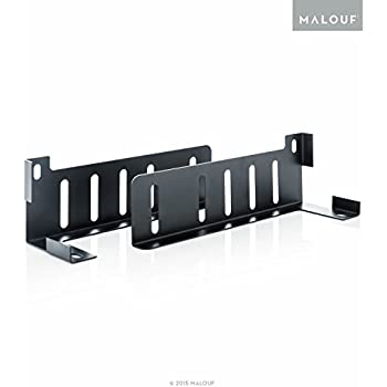 Amazon Com Malouf Structures Highrise Folding Metal Bed