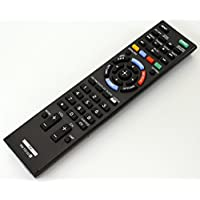 RRC Universal Remote Control for Sony LCD LED Smart TV RM-YD102 Replacement