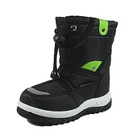 Nova Toddler Boy's Winter Snow Boots (Size 6-11)
