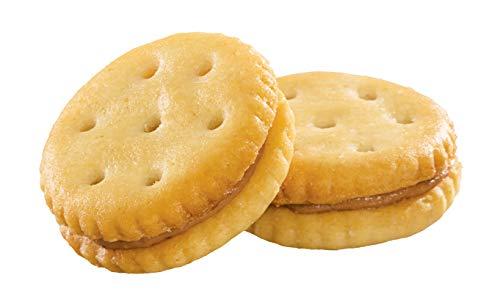 Lance Gluten Free Crackers, Peanut Butter Sandwich Crackers, 5 Ounce (Pack of 4)
