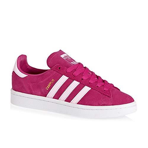 Adidas Campus J, Zapatos de Baloncesto Unisex Niños Rosa (Rosa 000)