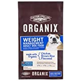 Castor & Pollux Organix Canine Adult Weight Management Formula Dry Dog Food