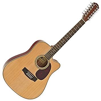 guitare acoustique 6 ou 12 cordes