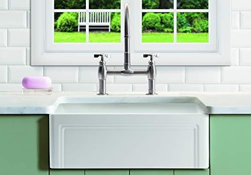 Empire Industries OL24G Olde London Kitchen Sink, - Steel Empire Industries Sink Stainless