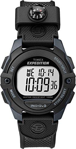Timex Expedition TW4B07700 – Reloj de cuarzo unisex, color negro