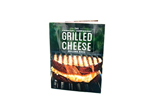 Charcoal Companion CC3134 Grilled Cheese Recipe Book