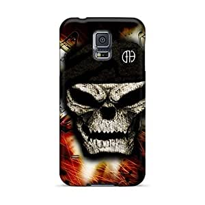 Samsung Galaxy S5 YsO2349BAdy Allow Personal Design Trendy Metallica Pattern Perfect Hard Phone Cover -DannyLCHEUNG