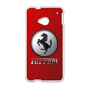 HDSAO Ferrali sign fashion cell phone case for HTC One M7