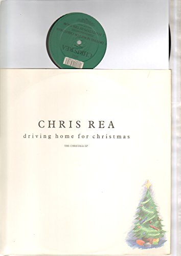 Chris Rea - Driving Home For Christmas - 12 inch vinyl Chris Rea Driving Christmas