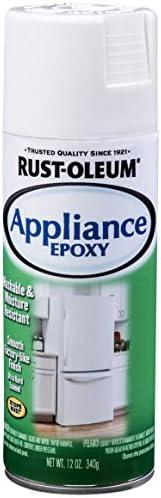 Rust-Oleum 7881830-2PK Specialty Appliance Epoxy, 2 Pack, White, 2 Piece