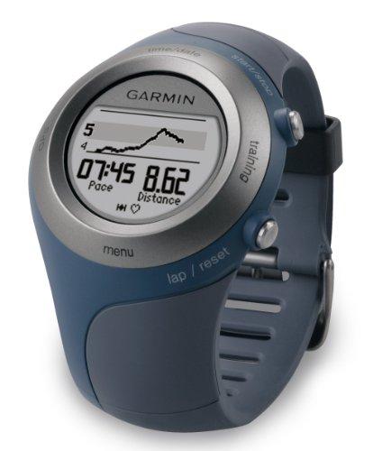 amazon com garmin forerunner 405cx gps sport watch with heart rate rh amazon com Garmin 910XT Cadence Garmin 910XT Cadence