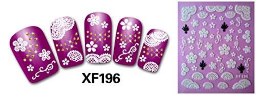 niwota-beautiful-snowflake-small-scion-design10-nail-art-decals-3d-beauty-nail-for-girls