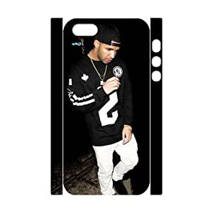 Fashion Diy Drake 3D Case for iPhone 5,5S ,Customized case MK922978