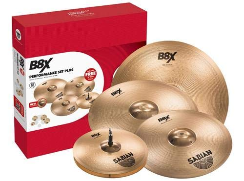 Performance Set Cymbal Pack - Sabian 45003XG Cymbal Variety Package