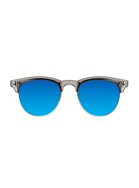 KOALA BAY Gafas Polarizadas Florida Gris Transparente Lentes Azul Espejo