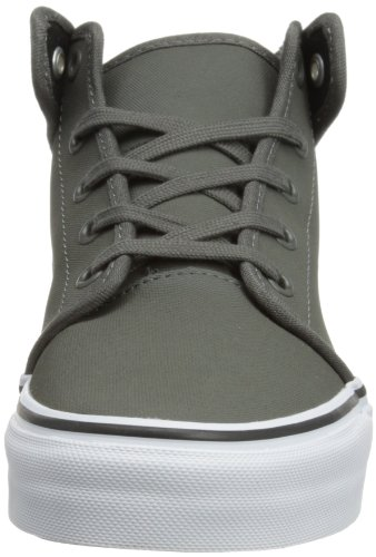 adulte Anthracite Vans mode mixte Mid 106 Gris U Gris Baskets qOnqYzp